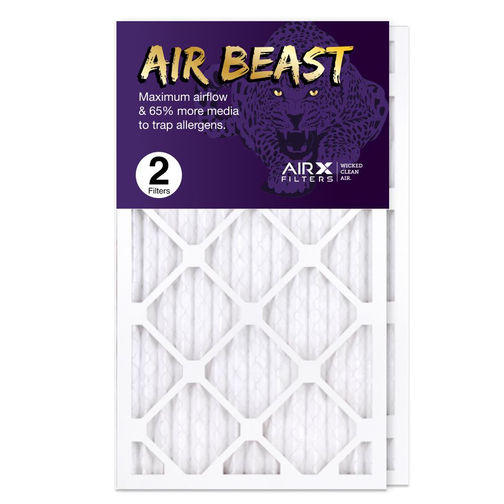 14x24x1 AIRx Air Beast High Flow Air Filter, 2-Pack