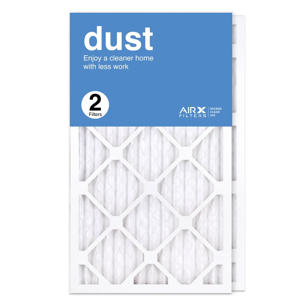 14x24x1 AIRx DUST Air Filter, 2-Pack