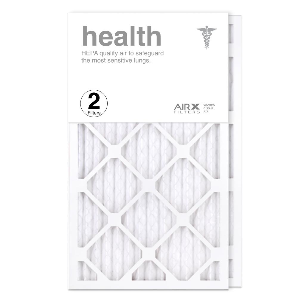 14x24x1 AIRx HEALTH Air Filter, 2-Pack