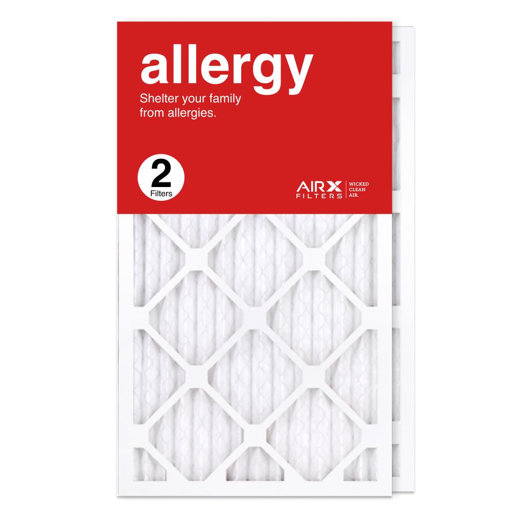 14x25x1 AIRx ALLERGY Air Filter, 2-Pack