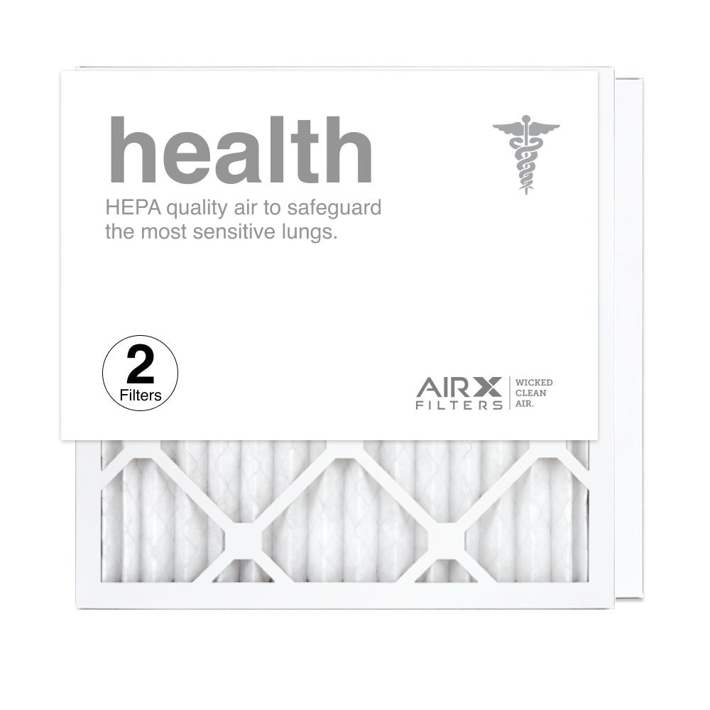 16x16x1 AIRx HEALTH Air Filter, 2-Pack