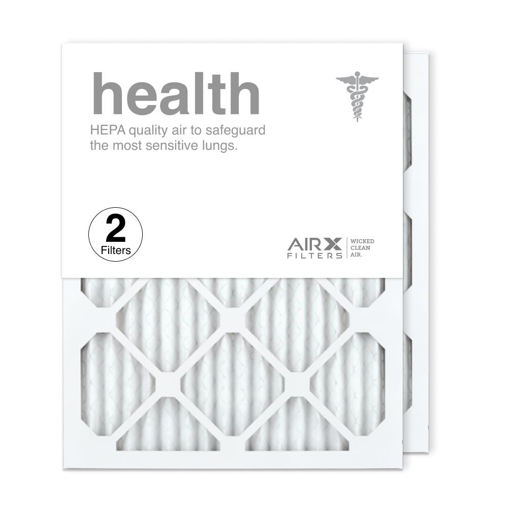16x20x1 AIRx HEALTH Air Filter, 2-Pack