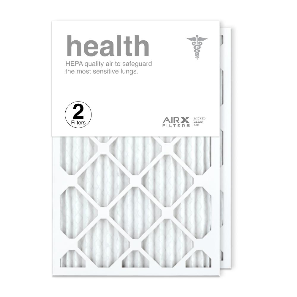 16x25x1 AIRx HEALTH Air Filter, 2-Pack