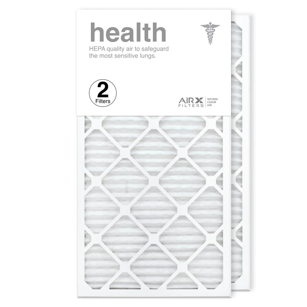 16x30x1 AIRx HEALTH Air Filter, 2-Pack