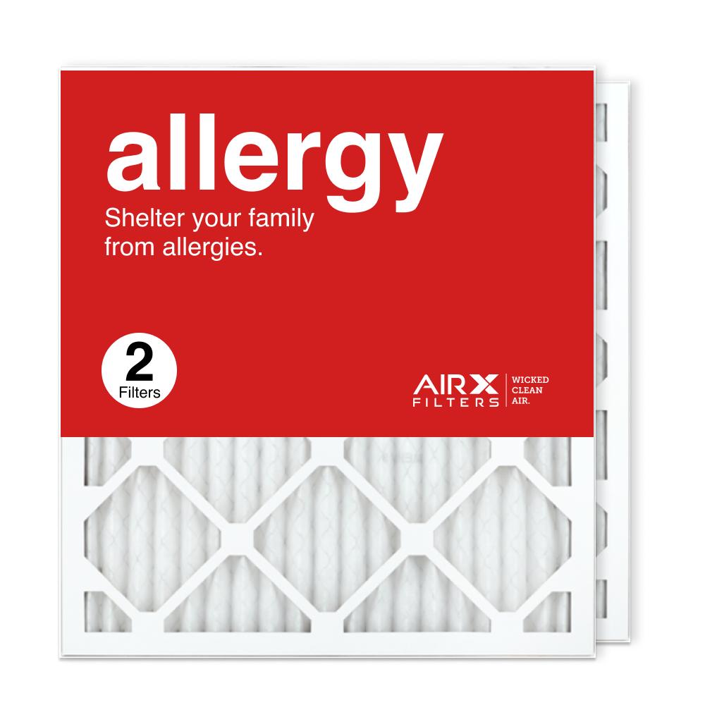 18x20x1 AIRx ALLERGY Air Filter, 2-Pack
