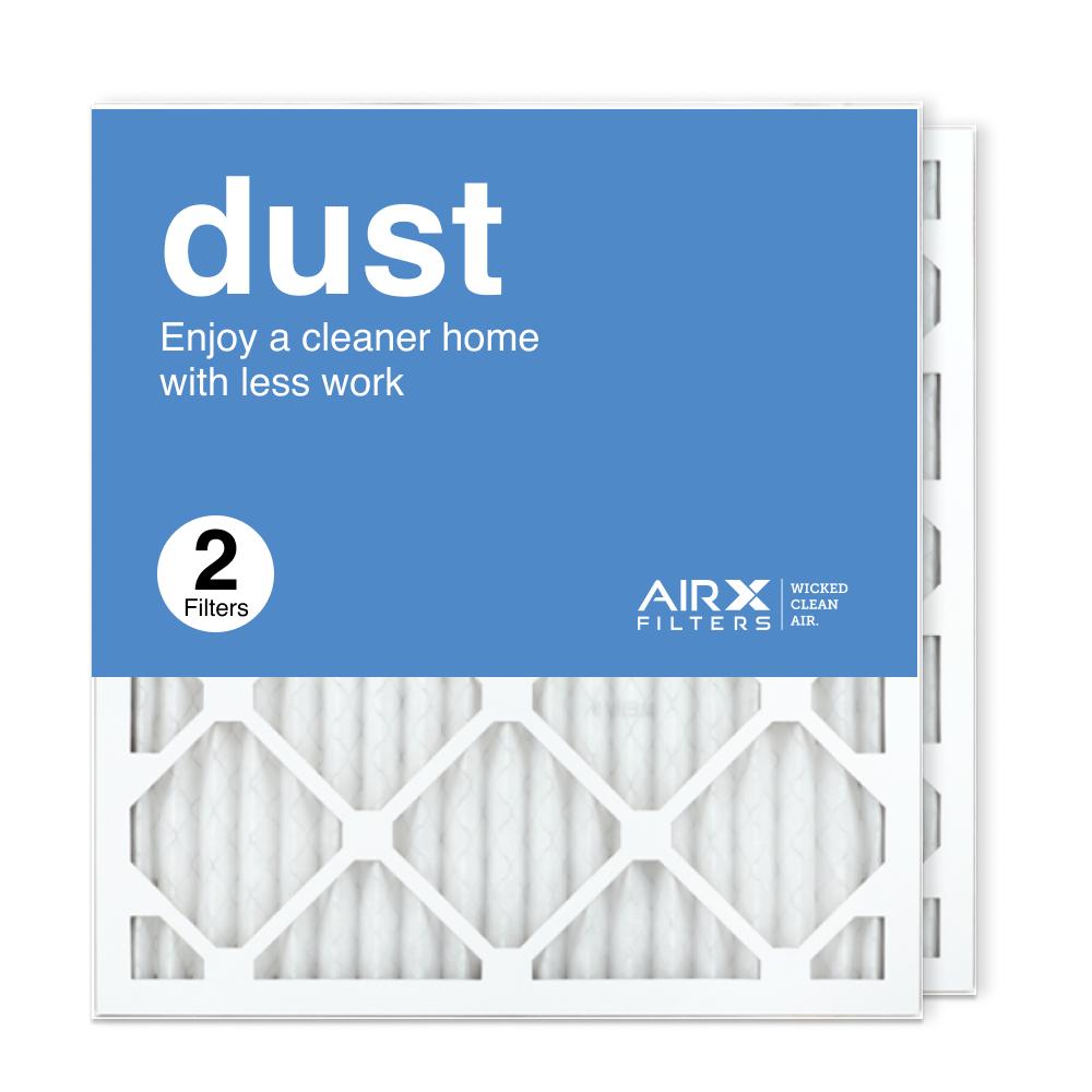18x20x1 AIRx DUST Air Filter, 2-Pack