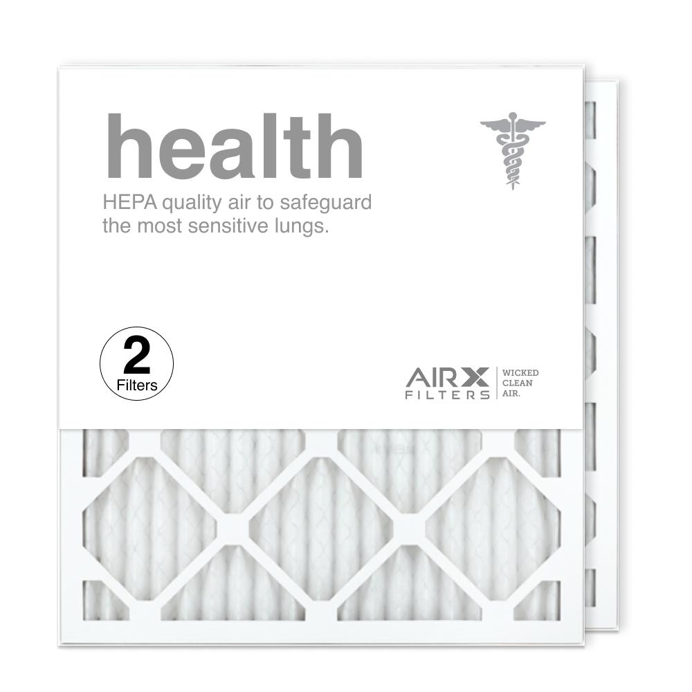 18x20x1 AIRx HEALTH Air Filter, 2-Pack