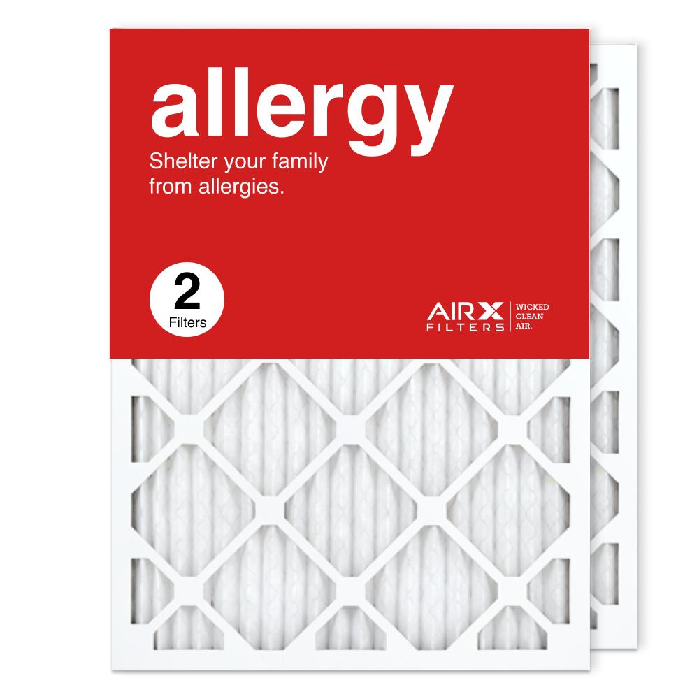 18x24x1 AIRx ALLERGY Air Filter, 2-Pack