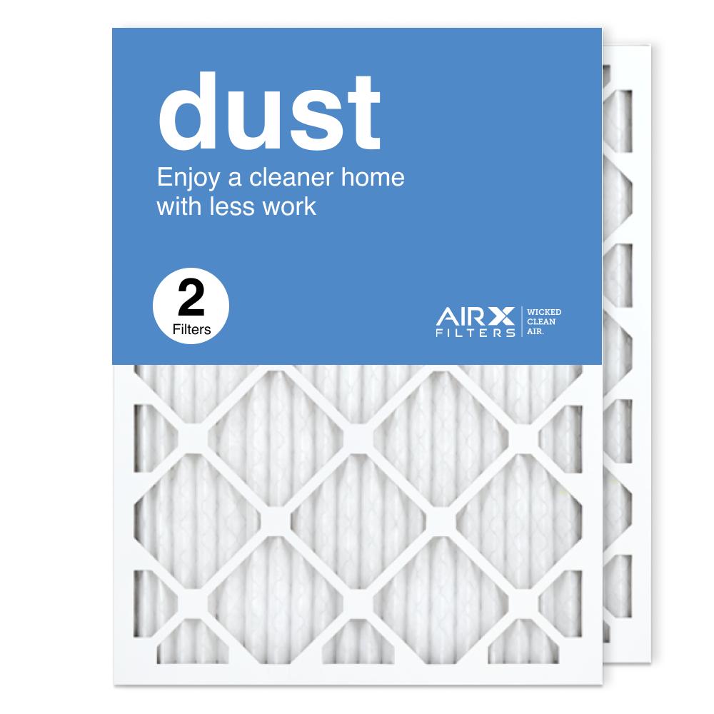 18x24x1 AIRx DUST Air Filter, 2-Pack