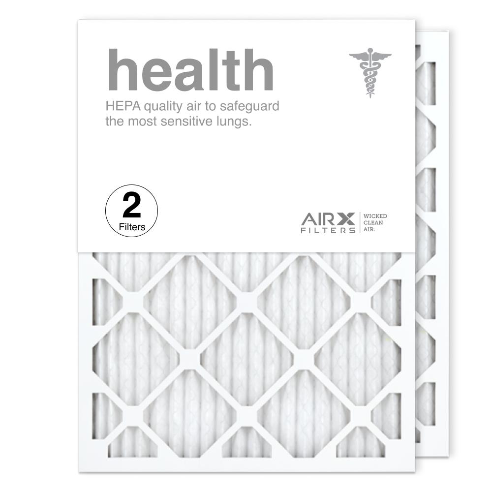 18x24x1 AIRx HEALTH Air Filter, 2-Pack