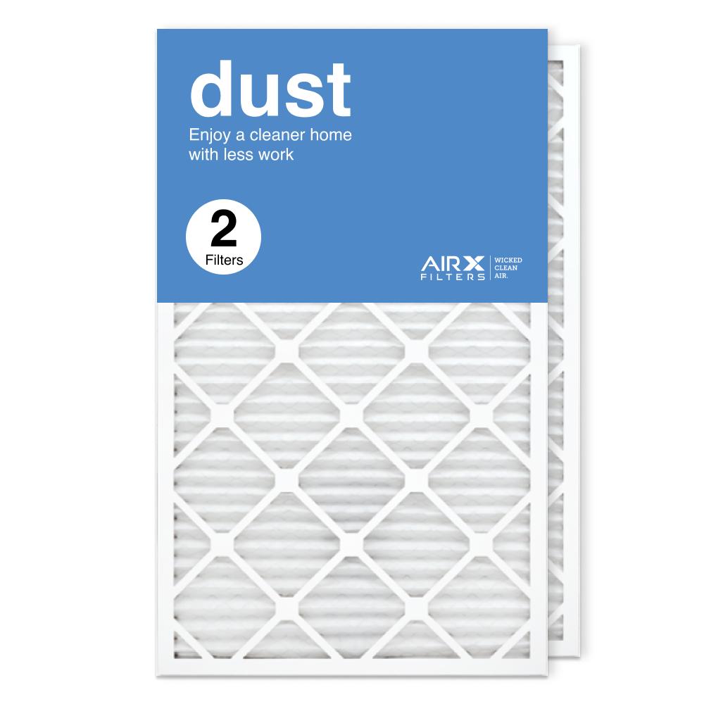 18x30x1 AIRx DUST Air Filter, 2-Pack