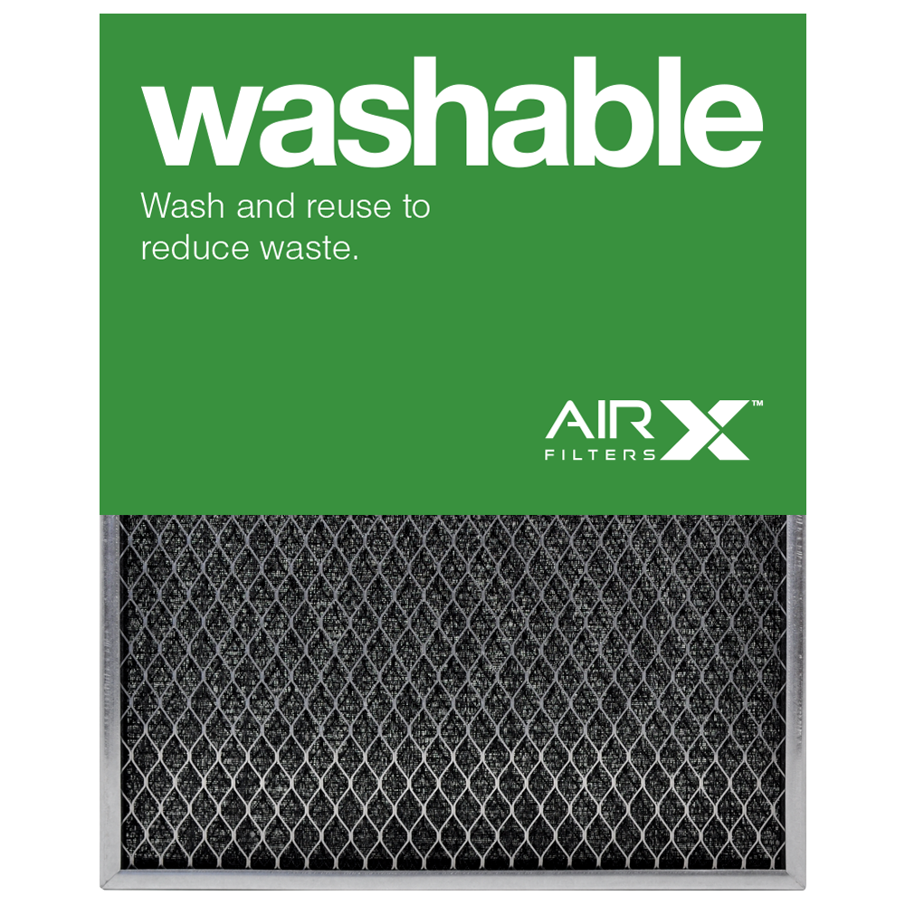 "16"" X 20"" X 1"" Lifetime Permanent Washable Filter"
