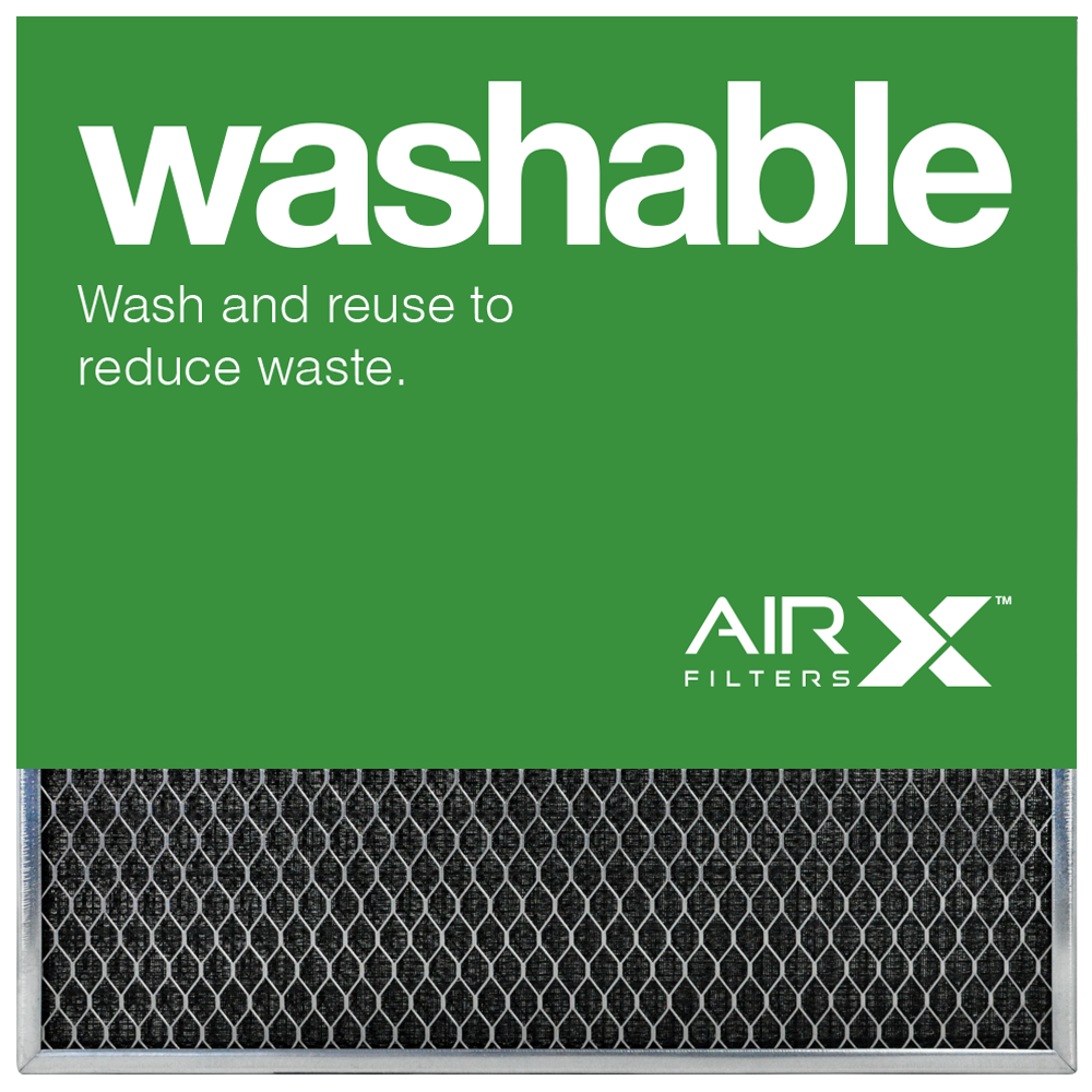 "20"" X 20"" X 1"" Lifetime Permanent Washable Filter"