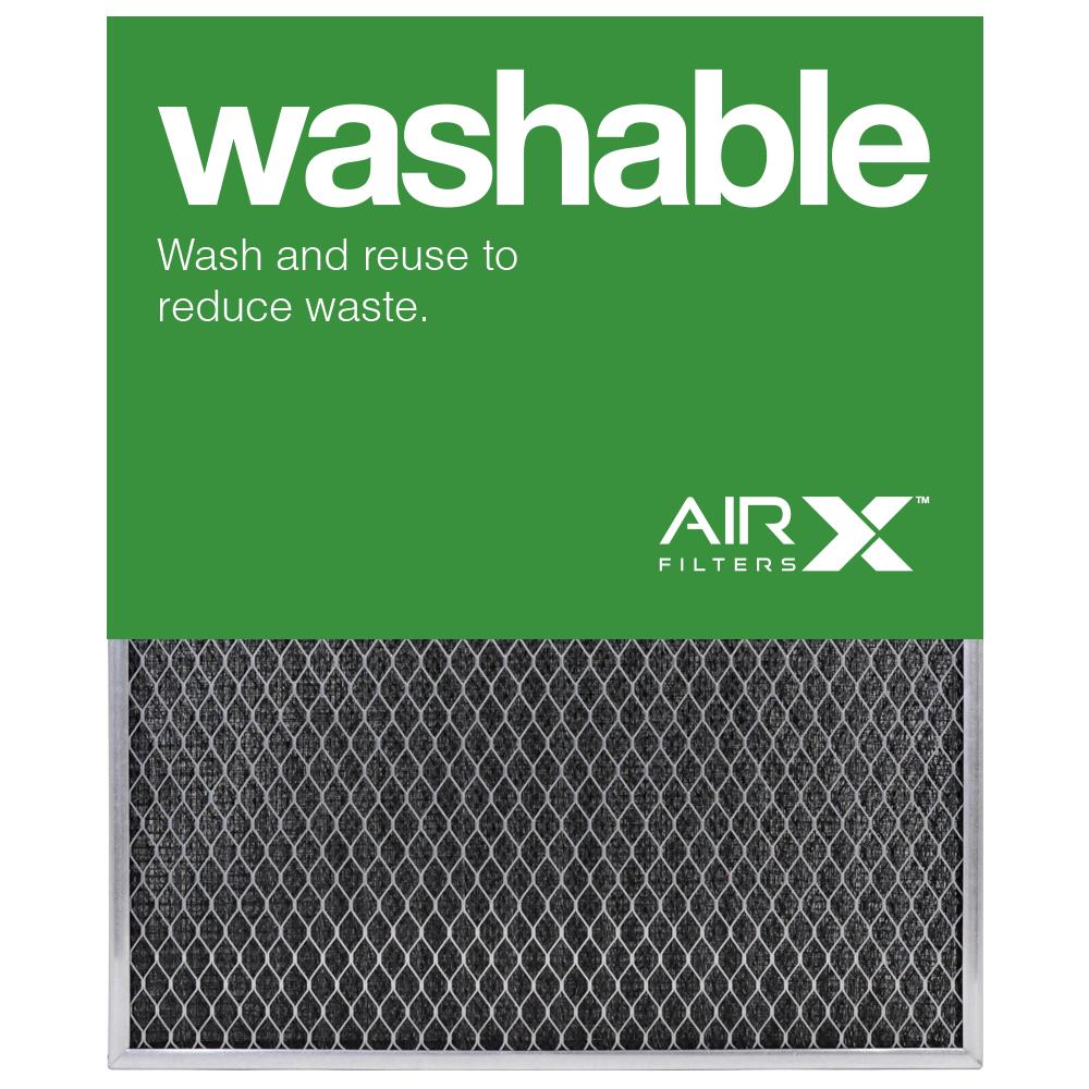 "20"" X 25"" X 1"" Lifetime Permanent Washable Filter"