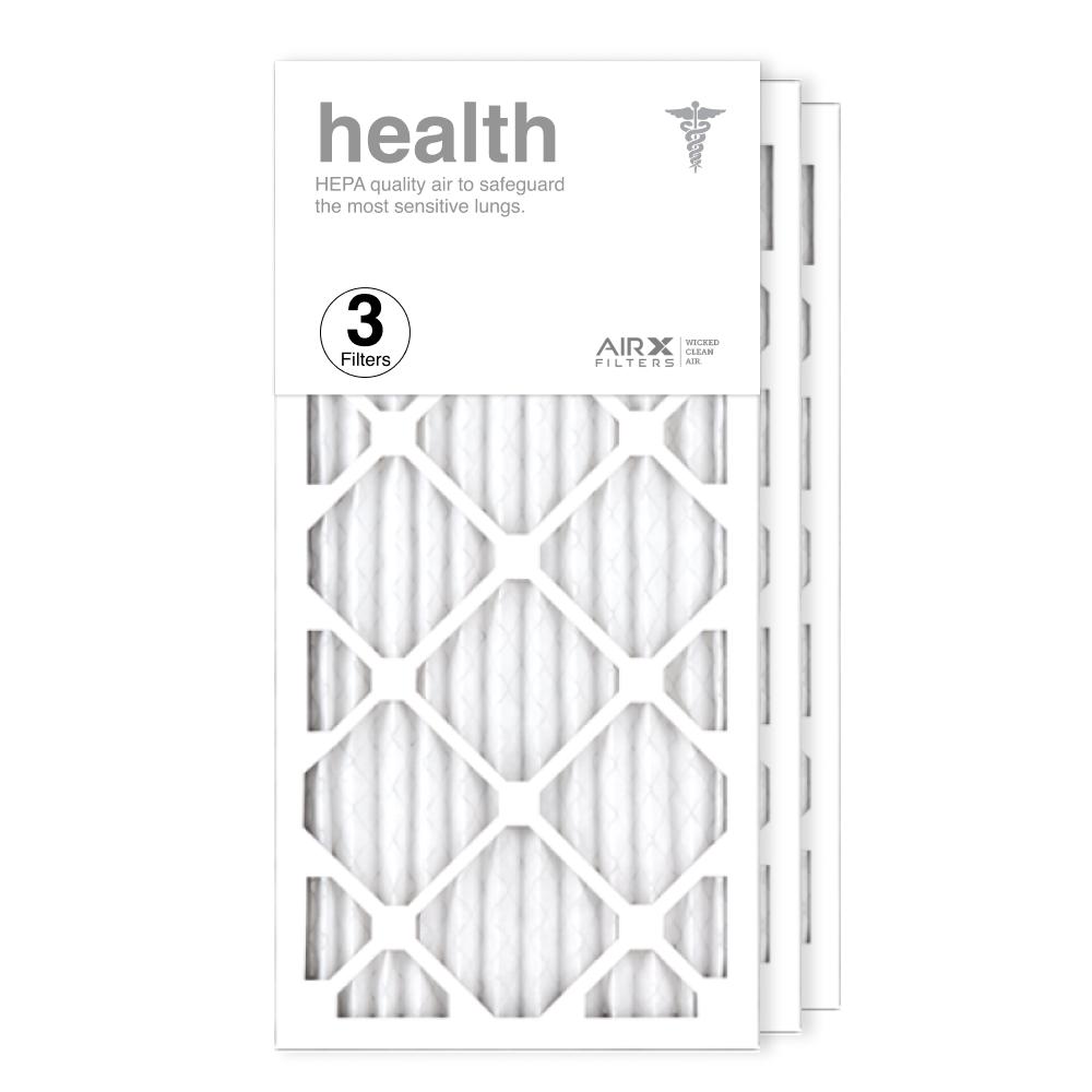 12x24x1 AIRx HEALTH Air Filter, 3-Pack
