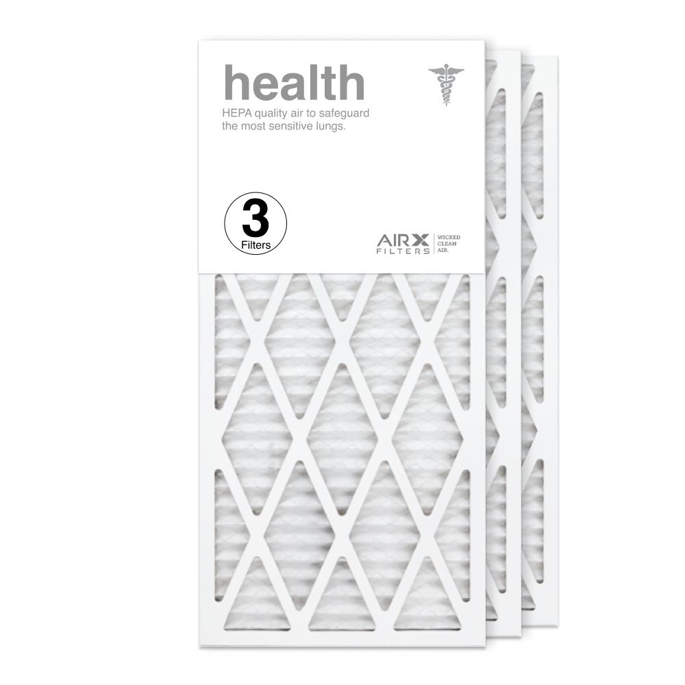 14x30x1 AIRx HEALTH Air Filter, 3-Pack