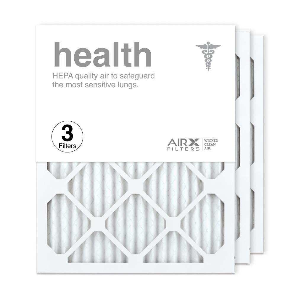 16x20x1 AIRx HEALTH Air Filter, 3-Pack