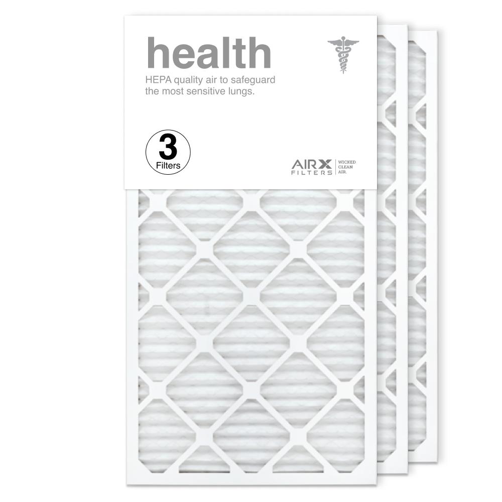 16x30x1 AIRx HEALTH Air Filter, 3-Pack