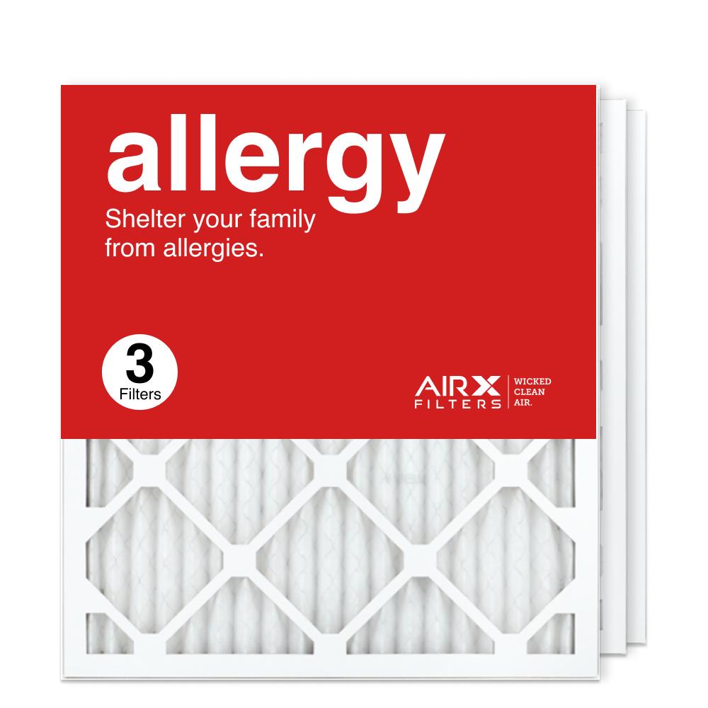 18x20x1 AIRx ALLERGY Air Filter, 3-Pack