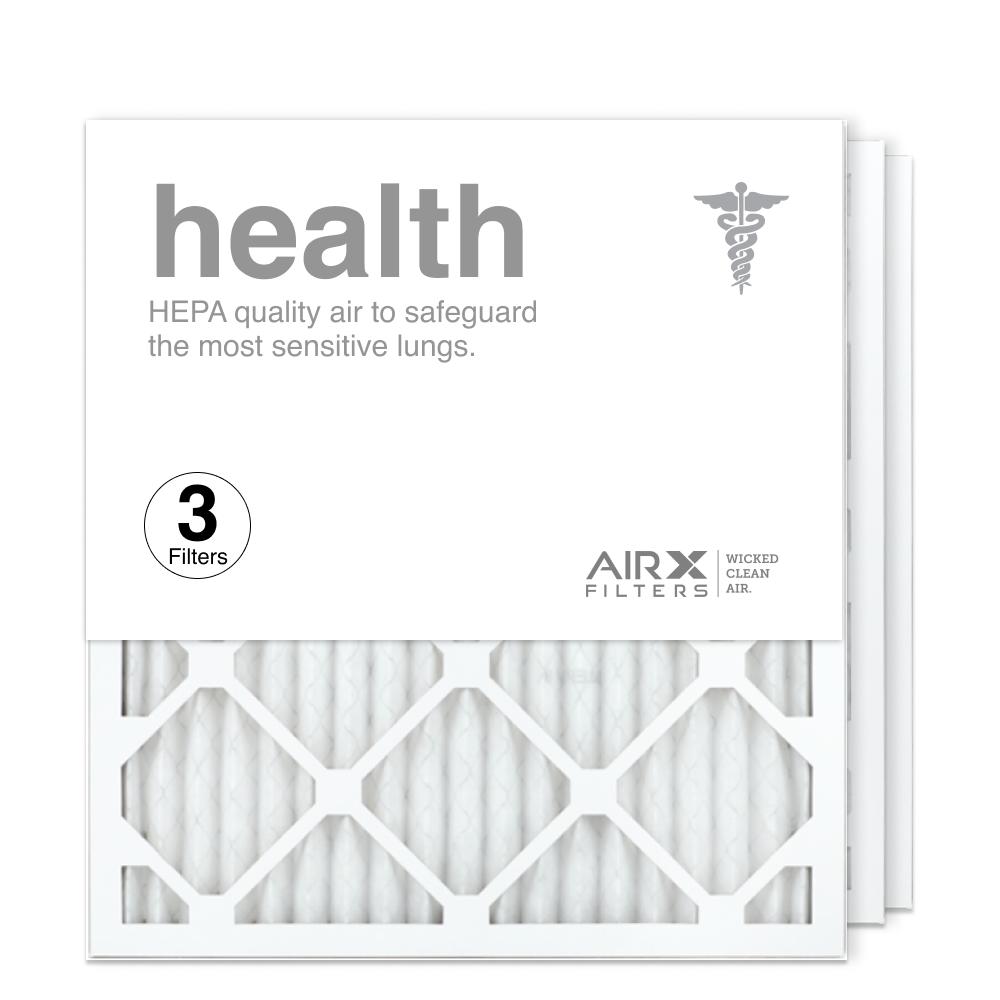 18x20x1 AIRx HEALTH Air Filter, 3-Pack