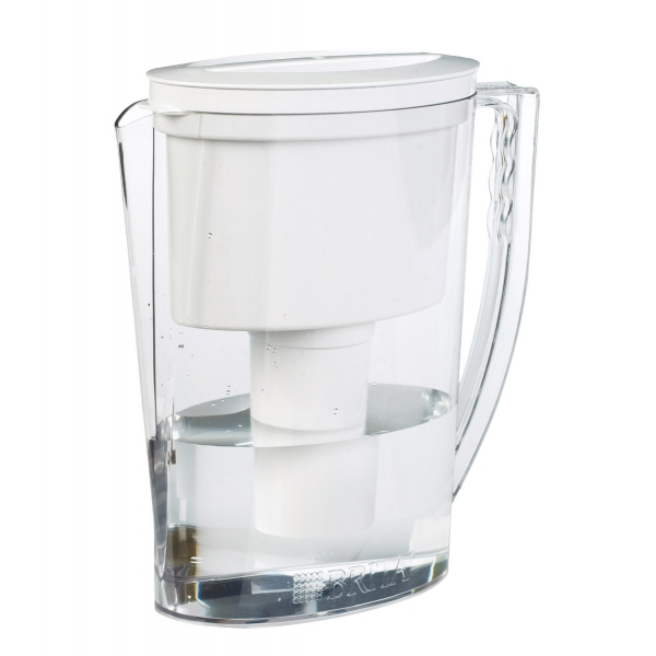 Brita Slim Filtered Water Pitcher