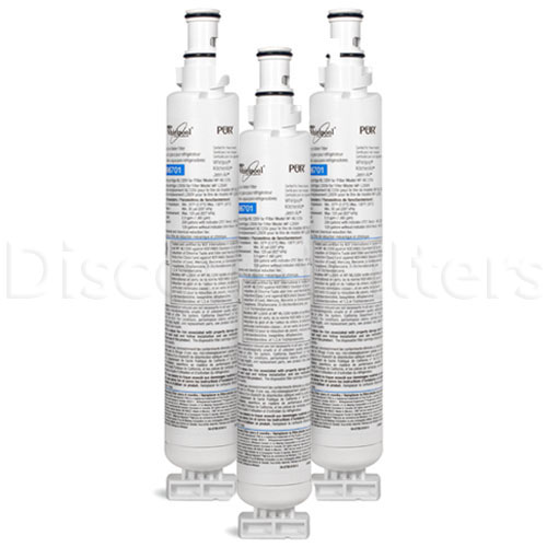 Whirlpool Refrigerator Water Filter - Whirlpool 4396701 Filter (NL120V), 3-Pack