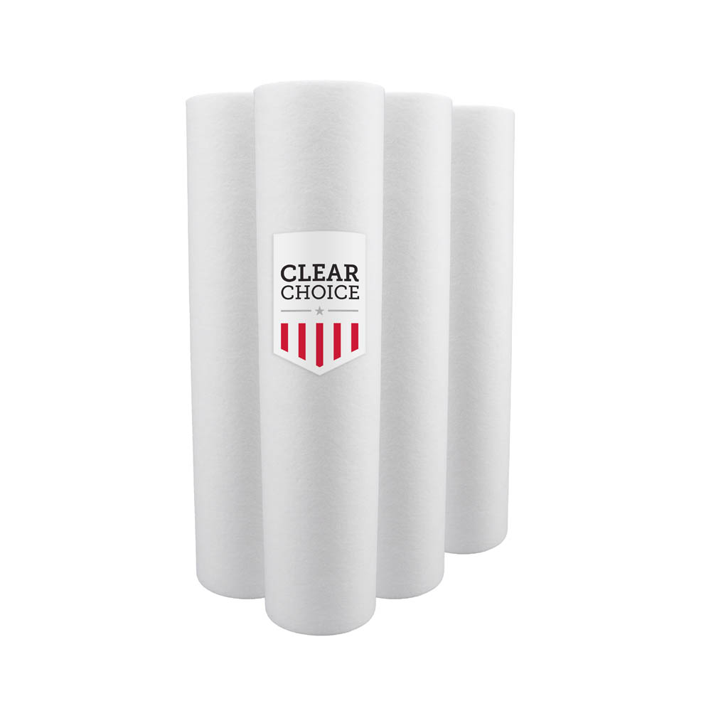 ClearChoice Replacement for CFS210-2 Cuno-CFS Drop In Sediment Filter - 20