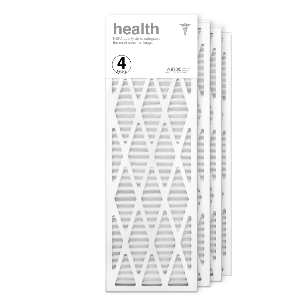 12x36x1 AIRx HEALTH Air Filter, 4-Pack