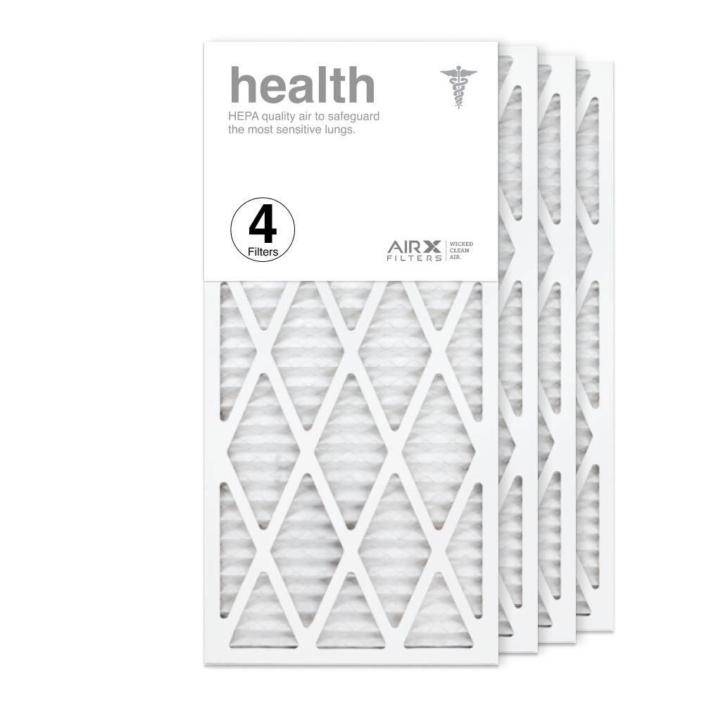 14x30x1 AIRx HEALTH Air Filter, 4-Pack