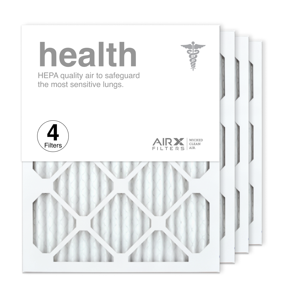 16x20x1 AIRx HEALTH Air Filter, 4-Pack