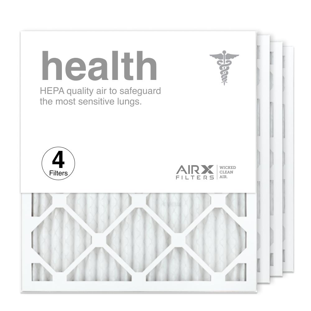 18x20x1 AIRx HEALTH Air Filter, 4-Pack
