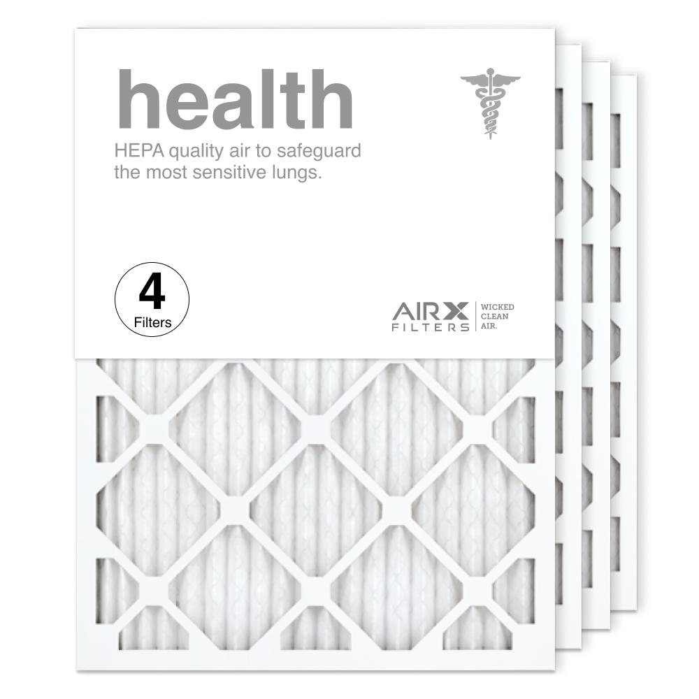 18x24x1 AIRx HEALTH Air Filter, 4-Pack