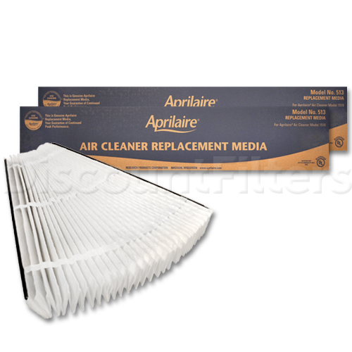 Aprilaire #513 High Efficiency Filtering Media