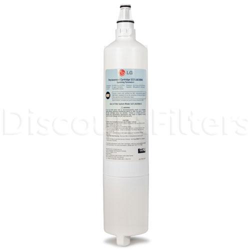 LG Refrigerator Water Filter (5231JA2006A), 3-Pack