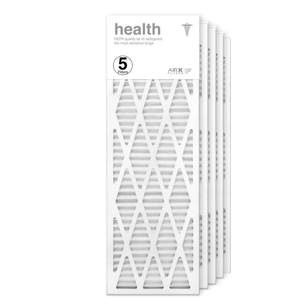 12x36x1 AIRx HEALTH Air Filter, 5-Pack