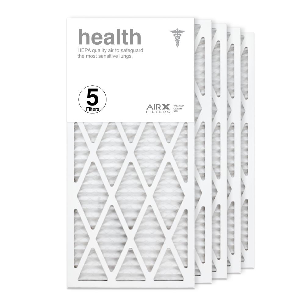14x30x1 AIRx HEALTH Air Filter, 5-Pack