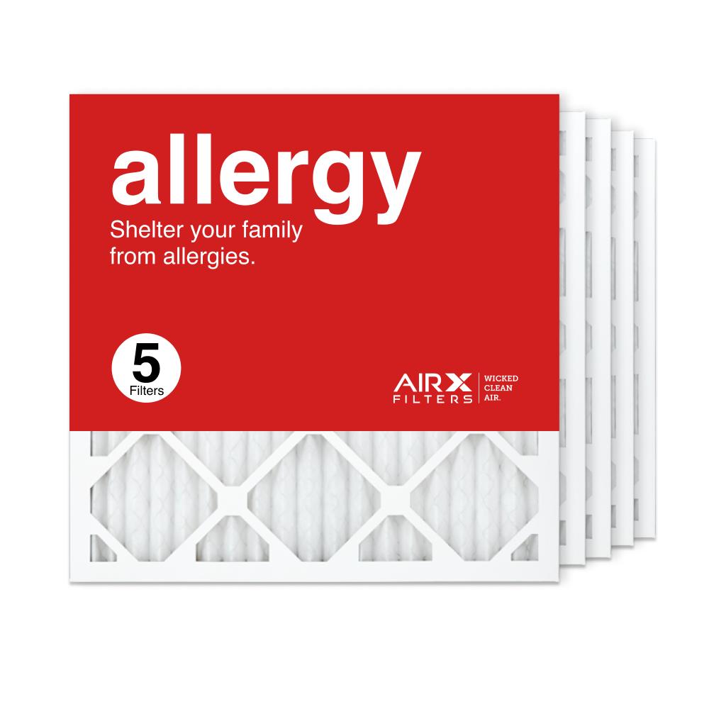 18x18x1 AIRx ALLERGY Air Filter, 5-Pack