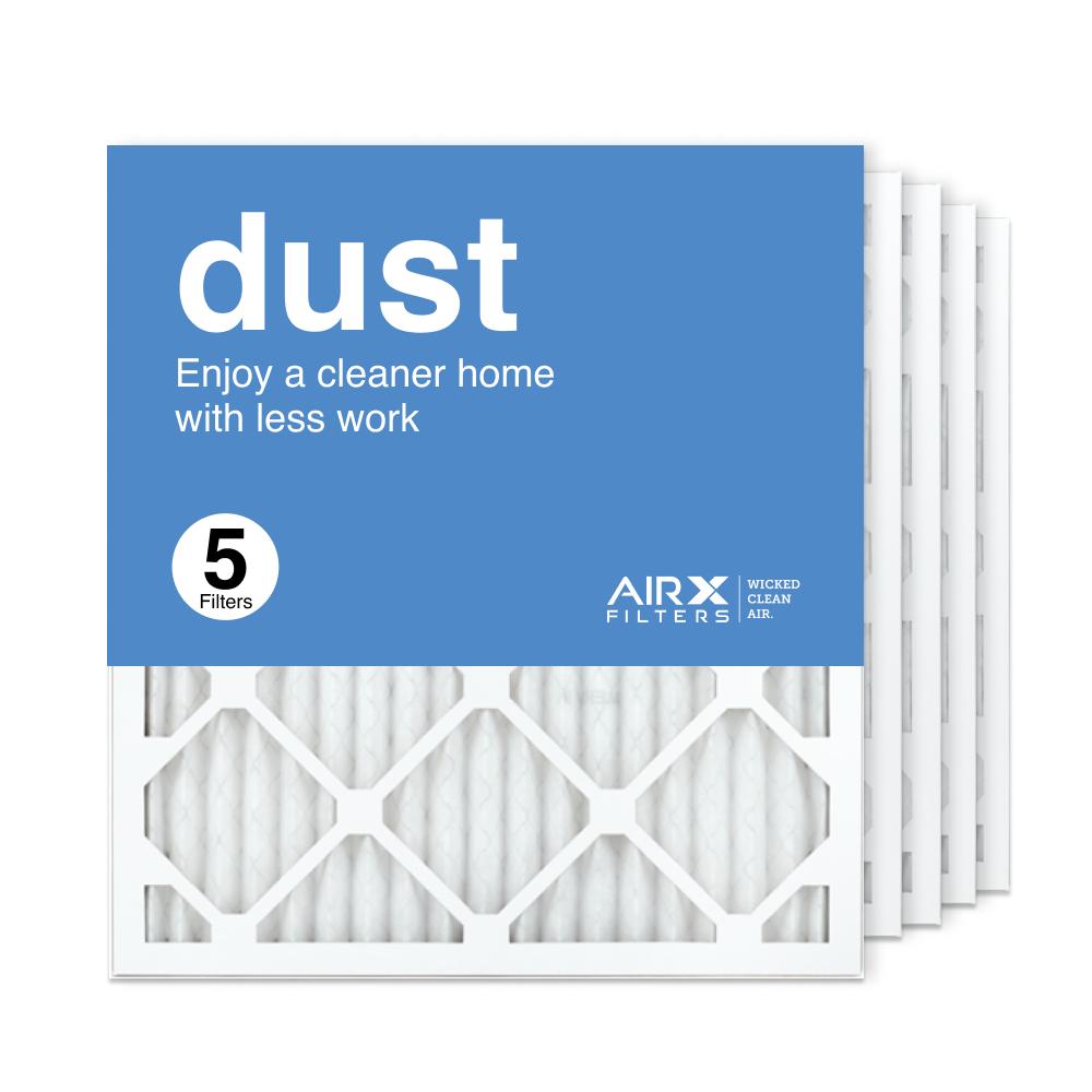 18x20x1 AIRx DUST Air Filter, 5-Pack