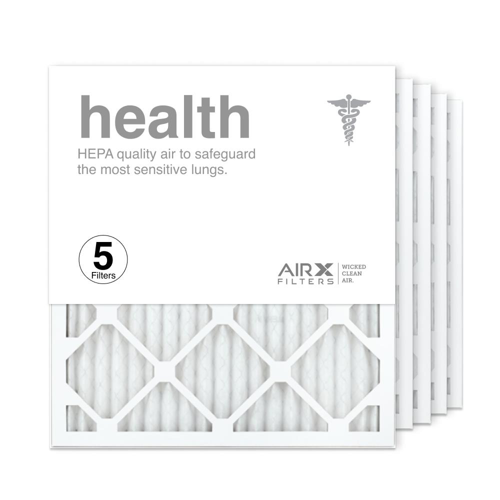 18x20x1 AIRx HEALTH Air Filter, 5-Pack