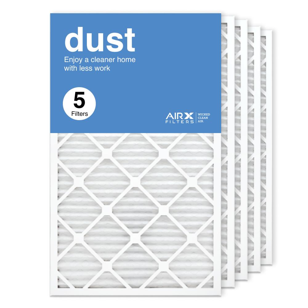 18x30x1 AIRx DUST Air Filter, 5-Pack