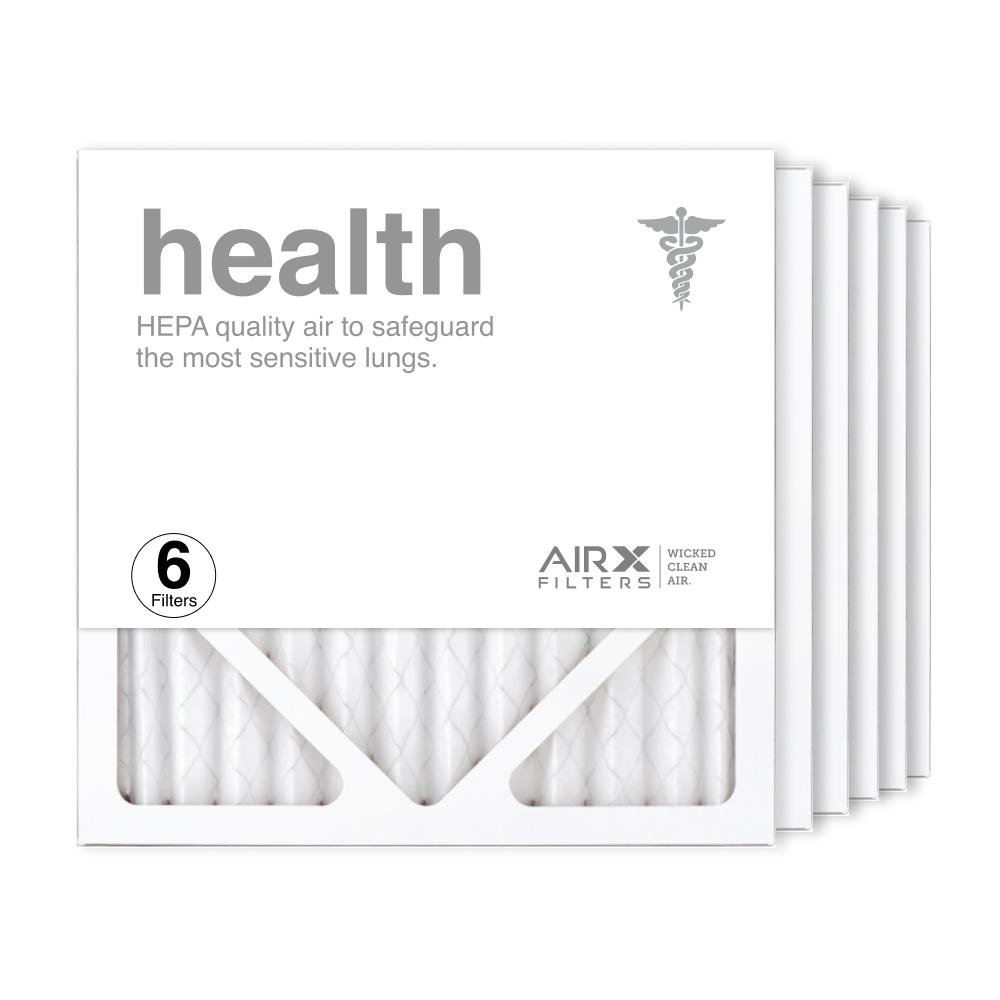 12x12x1 AIRx HEALTH Air Filter, 6-Pack