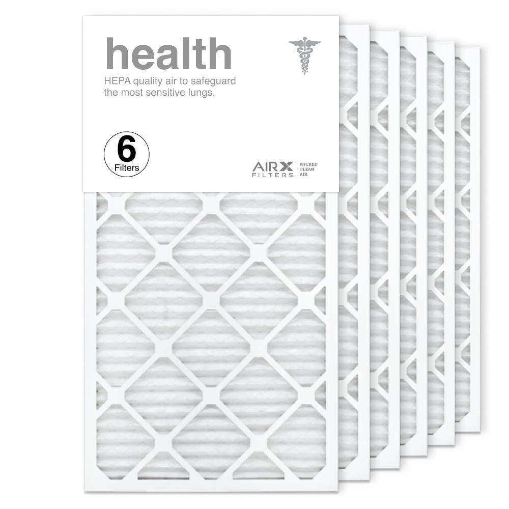 16x30x1 AIRx HEALTH Air Filter, 6-Pack