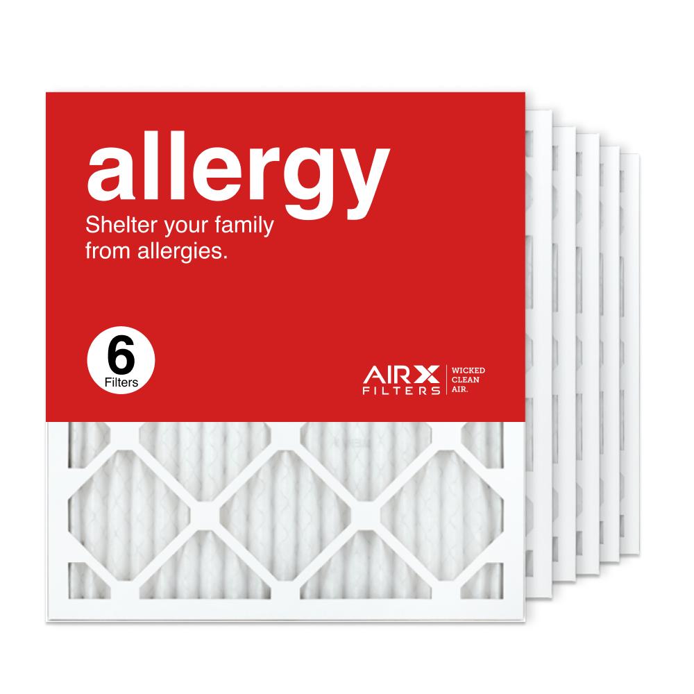 18x20x1 AIRx ALLERGY Air Filter, 6-Pack