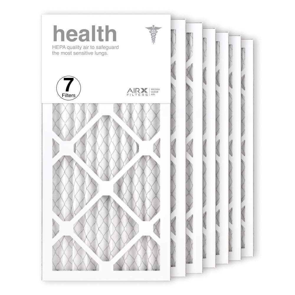10x20x1 AIRx HEALTH Air Filter, 7-Pack