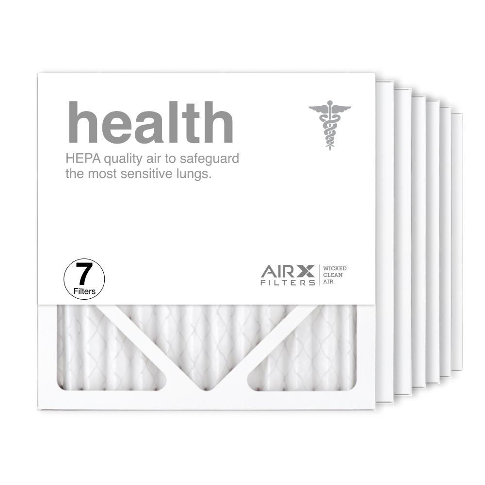 12x12x1 AIRx HEALTH Air Filter, 7-Pack
