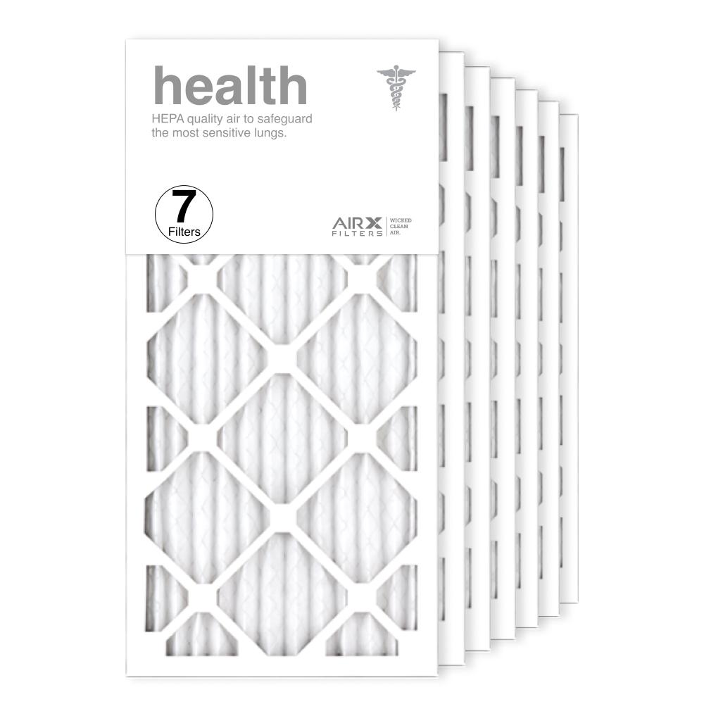 12x25x1 AIRx HEALTH Air Filter, 7-Pack