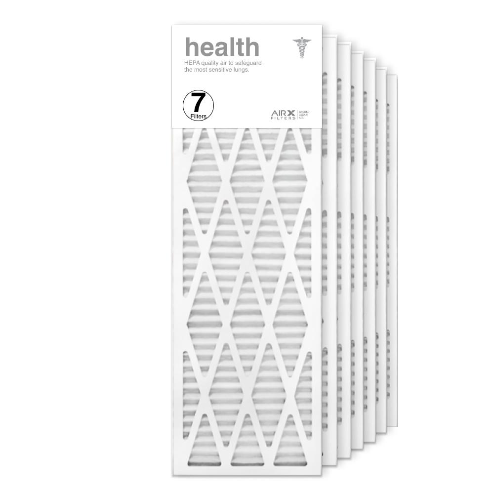 12x36x1 AIRx HEALTH Air Filter, 7-Pack