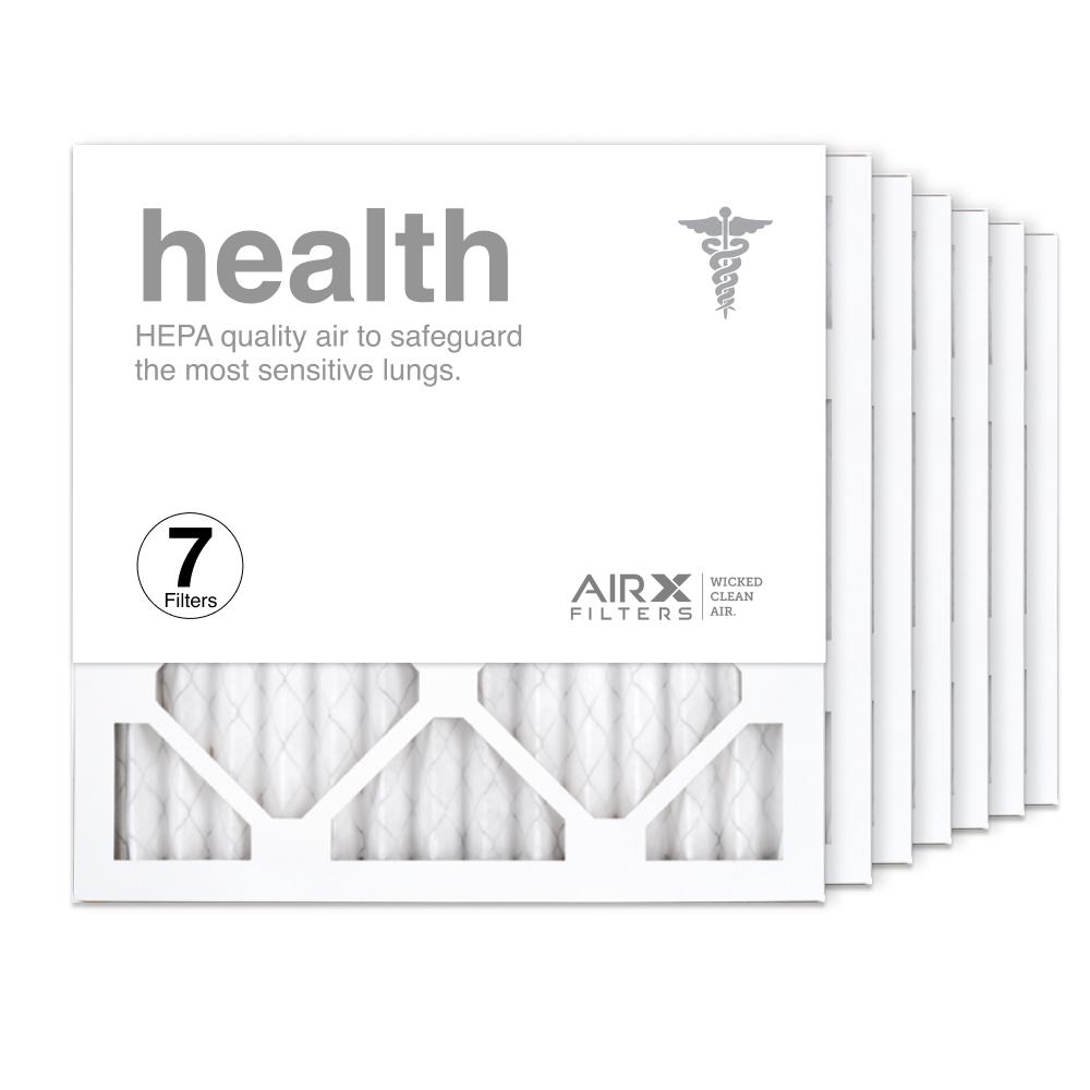 14x14x1 AIRx HEALTH Air Filter, 7-Pack