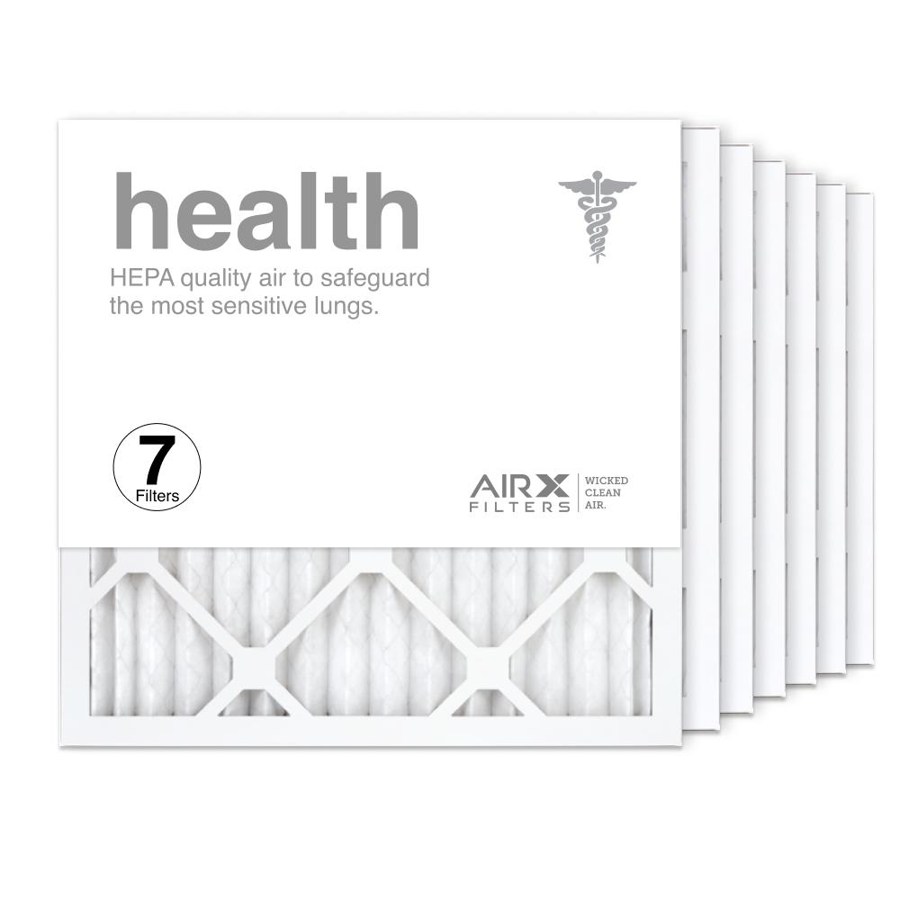 16x16x1 AIRx HEALTH Air Filter, 7-Pack