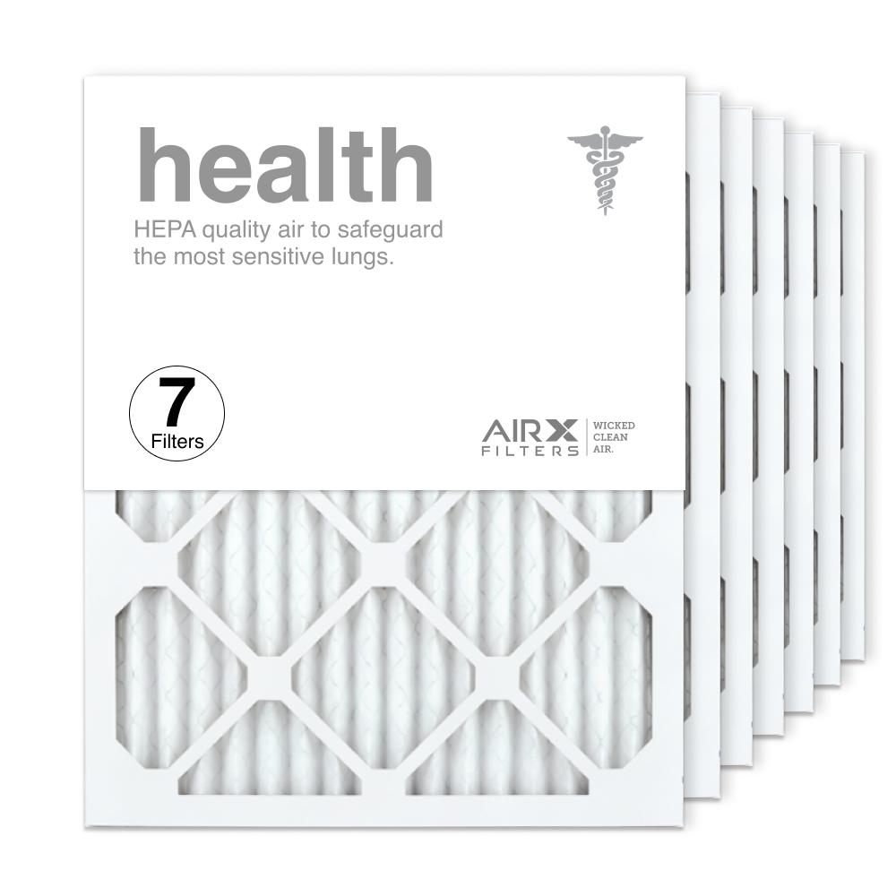 16x20x1 AIRx HEALTH Air Filter, 7-Pack